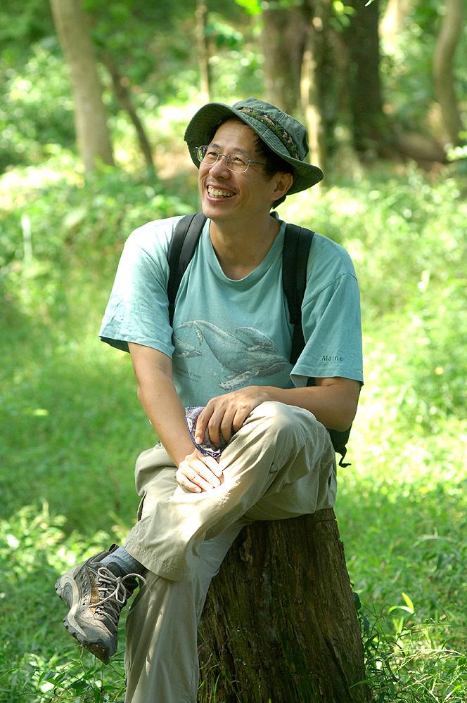 劉克襄-興隆山